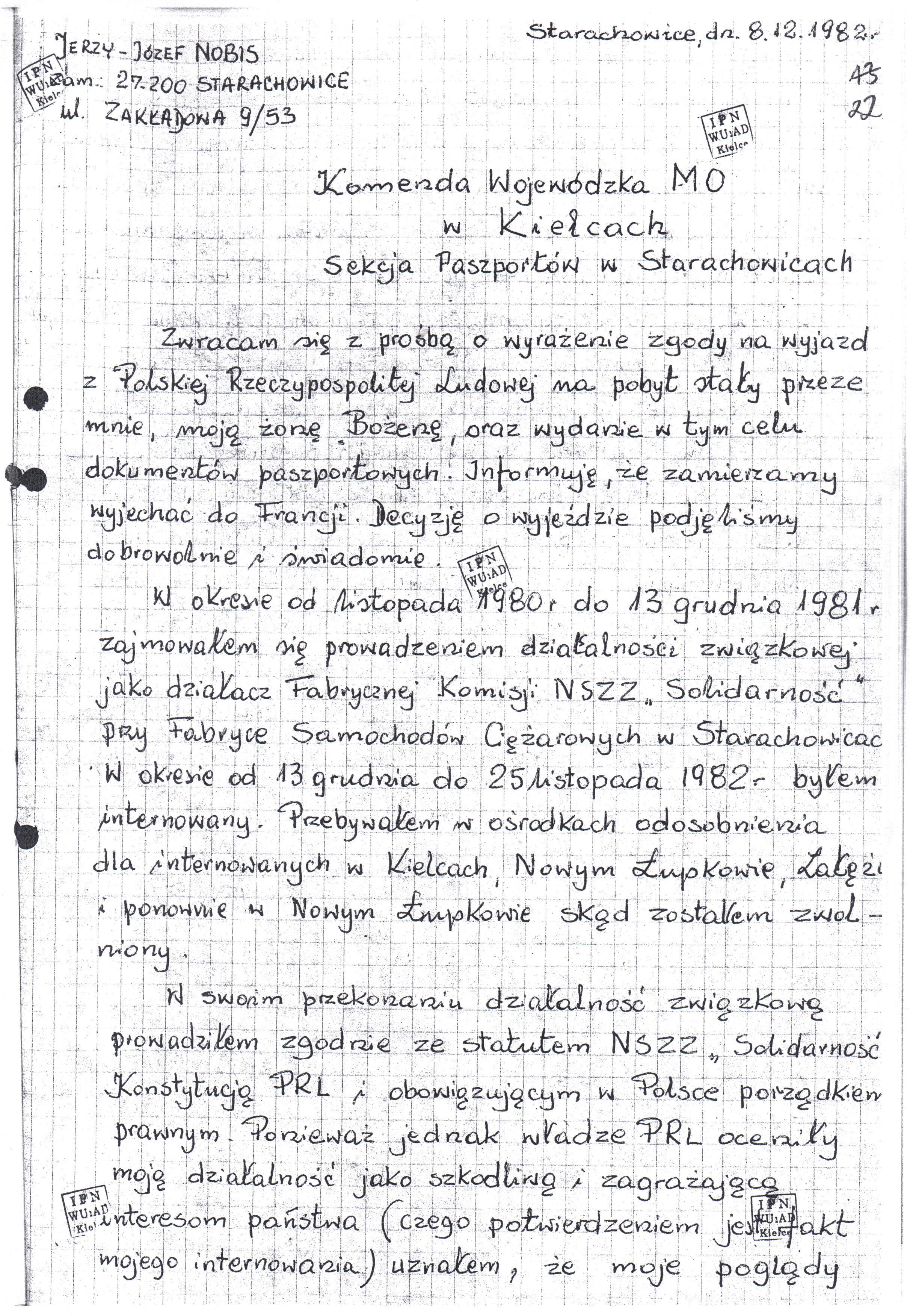 Historia Nszz Solidarność W Man Bus W Starachowicach
